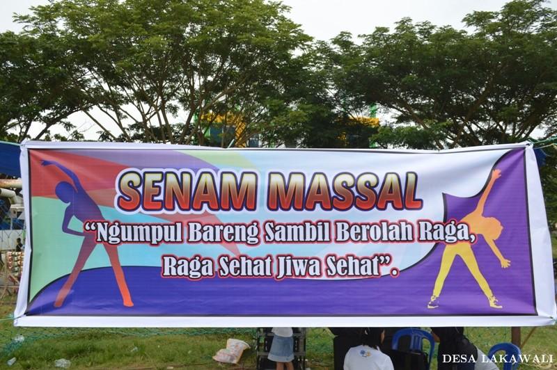 Senam Massal 2017 - (Ada 0 foto)